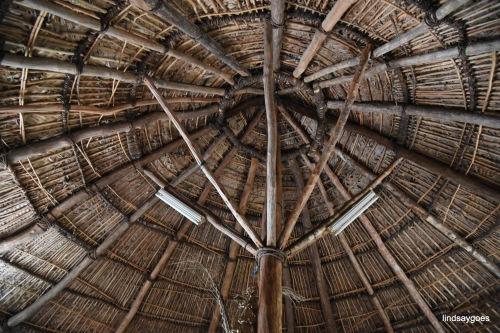 Ireital (tribal accommodation), Ouvea, New Caledonia